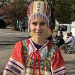 第1回ロシアフェス @代々木公園ケヤキ並木