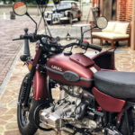 URAL – ロシアのオートバイ/サイドカーブランド 大阪/東京モーターサイクルショーに出展