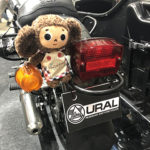 URAL – ロシアのオートバイ/サイドカーブランド @東京モーターサイクルショー