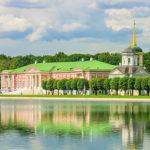 モスクワの美しい公園⛲️