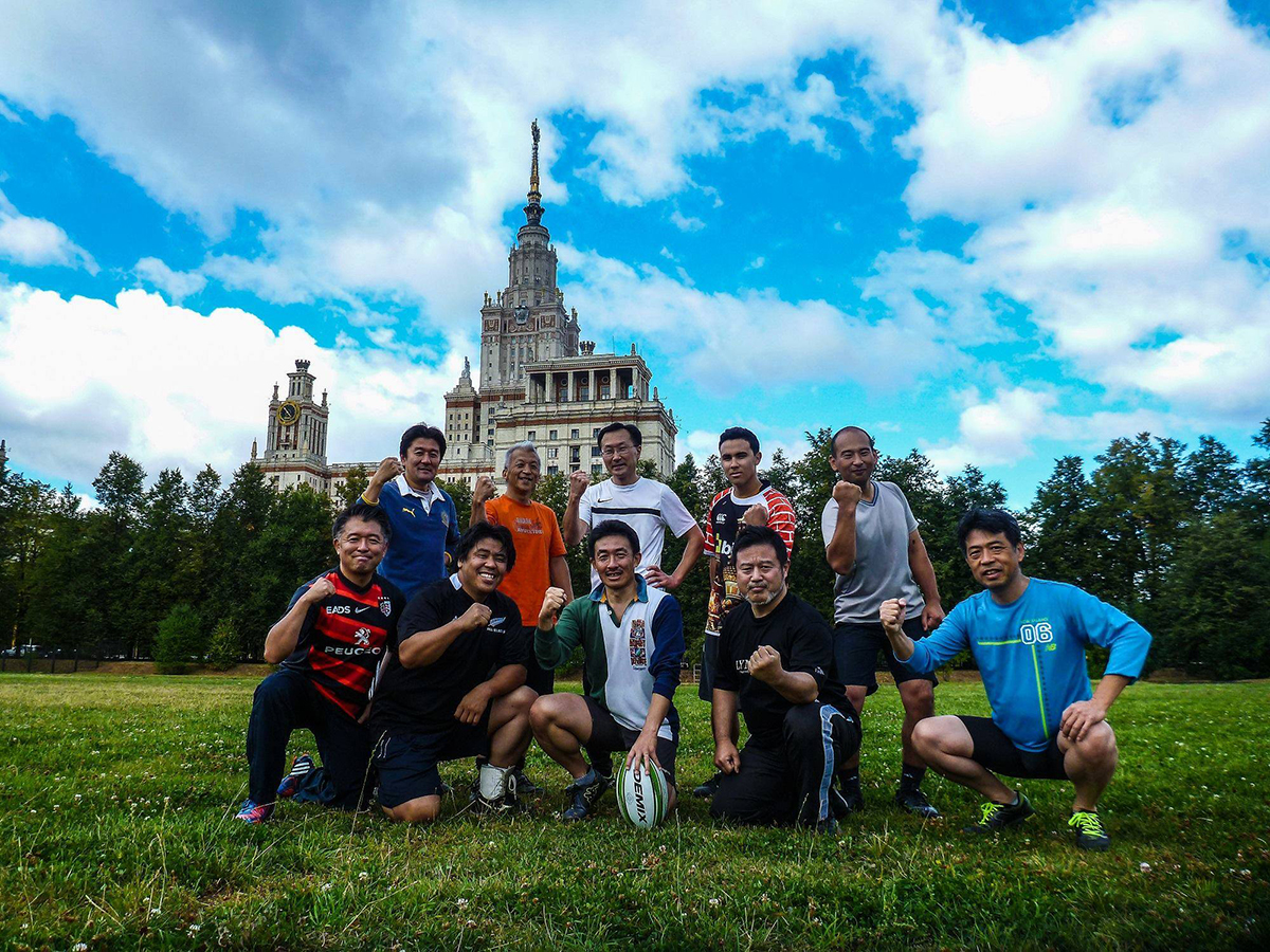 モスクワ楕円球の会