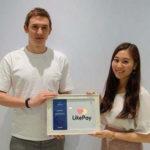 『LikePay』ロシア人留学生が日本で起業! SNSの«いいね»で割引が受けられる!