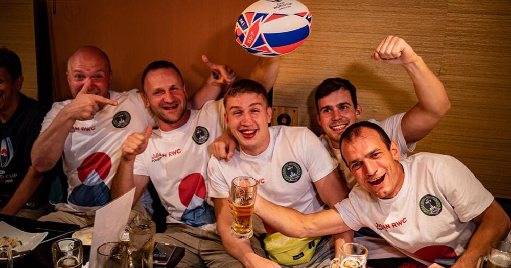 ラグビーワールドカップ2019 日本 VS ロシア 開幕まで
