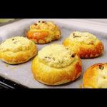 カッテージチーズのパイ [ワツルーシキ] の作り方。