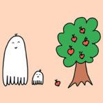 Яблоко от яблони недалеко падает. 🍏