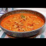 鳥砂肝とトマトソースのシチューの作り方。[柔らかい]