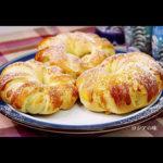 ミルクキャラメルクリームのパンの作り方。
