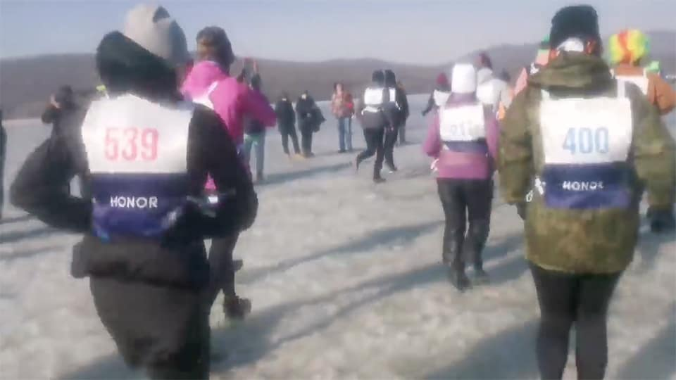 アイスマラソン